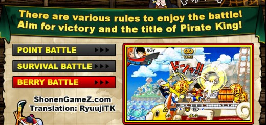 Aim for victory and the title of Pirate King!