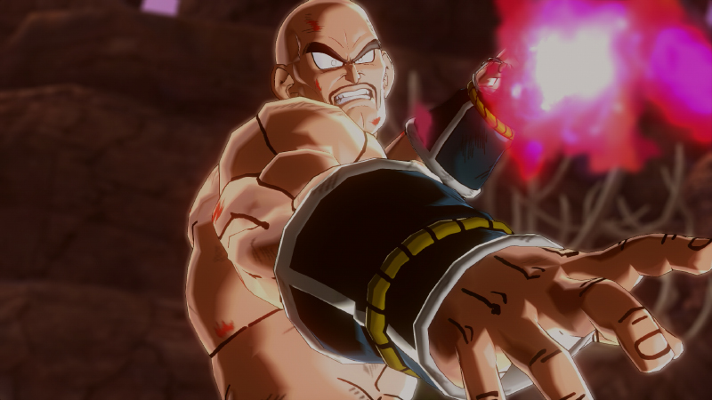 Nappa Ready To Fire