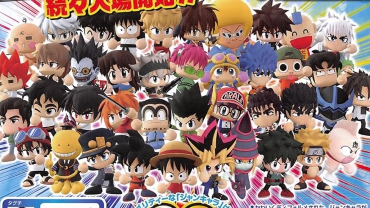 "Smash Bros-like Shonen Jump Game ""Weekly Shonen Jump Jikkyou"