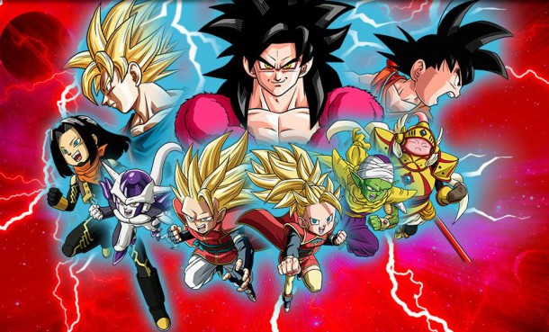 dragon ball heros