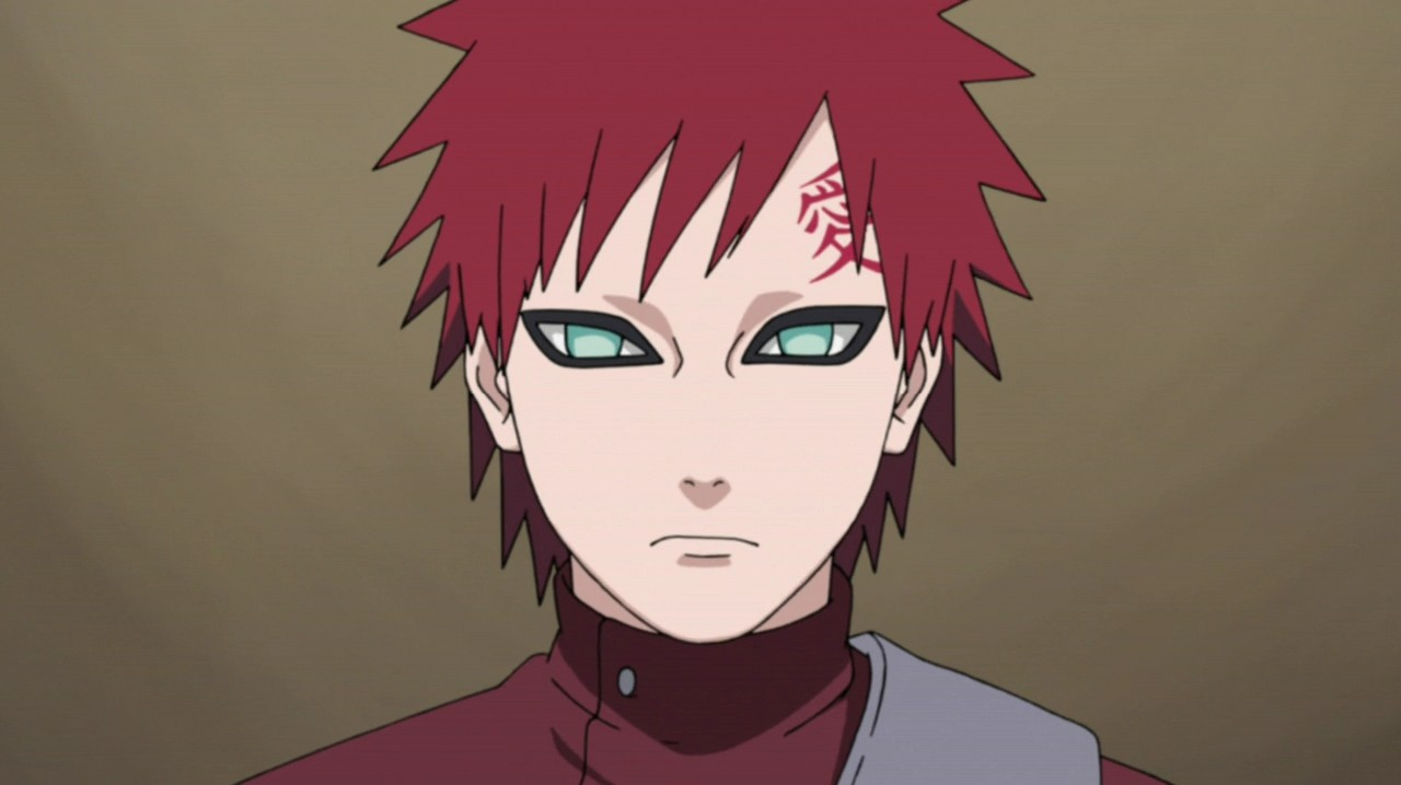 gaara naruto - photo #20