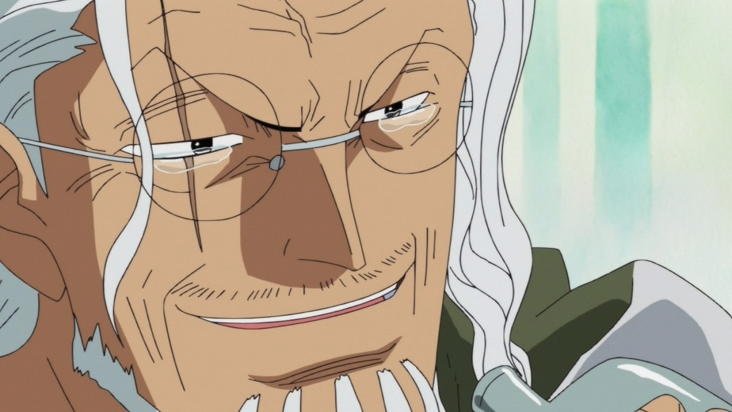 silvers rayleigh joins the grand battle in one piece super grand