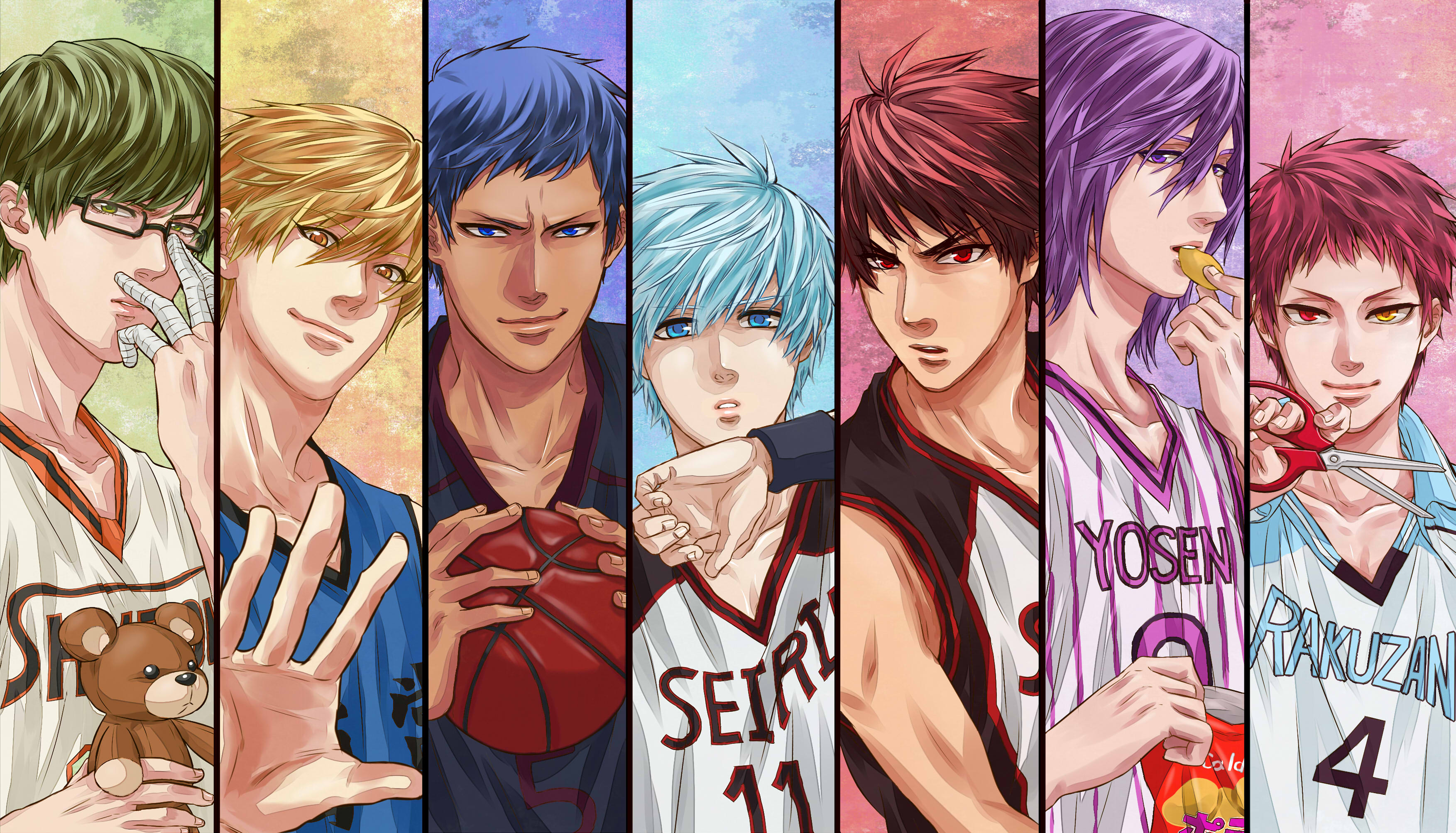 New kurokos basketball game revealed for the nintendo 3ds scan new kurokos basketball game revealed for the nintendo 3ds scan translation shonengames voltagebd Image collections