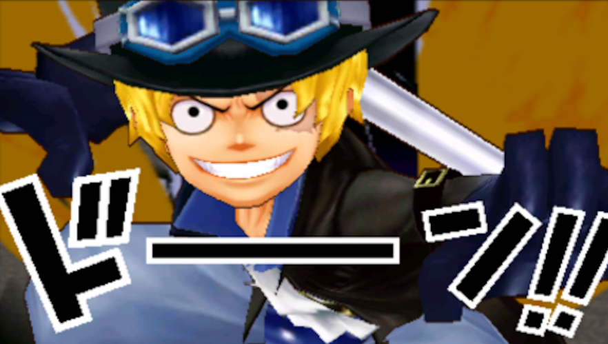 One Piece: Super Grand Battle! X Secret Character Is Sabo ...