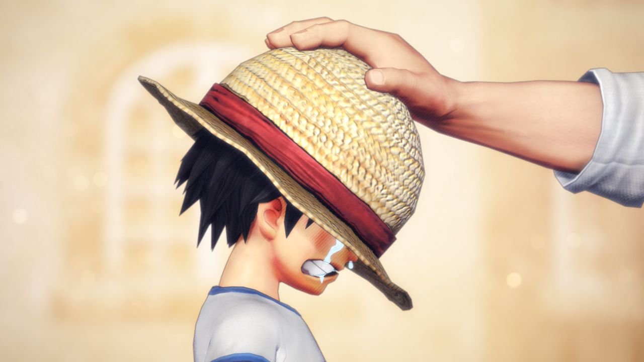one piece luffy rencontre ace