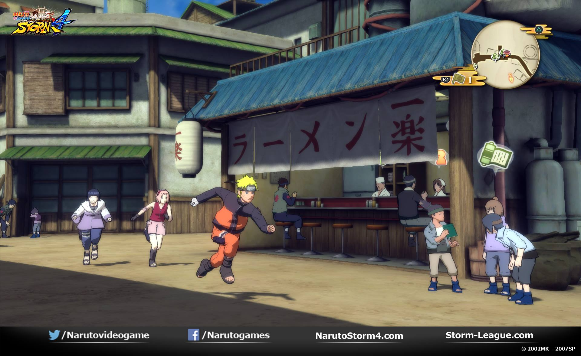 Review: Naruto Shippuden: Ultimate Ninja Storm 4 (PC Version
