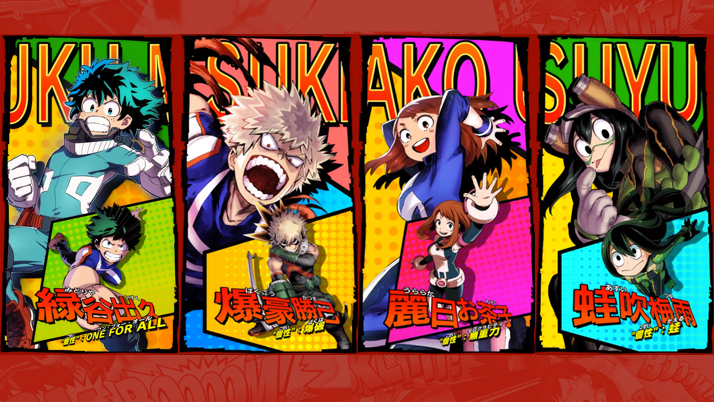 the my hero academia battle for all demo is here check out the