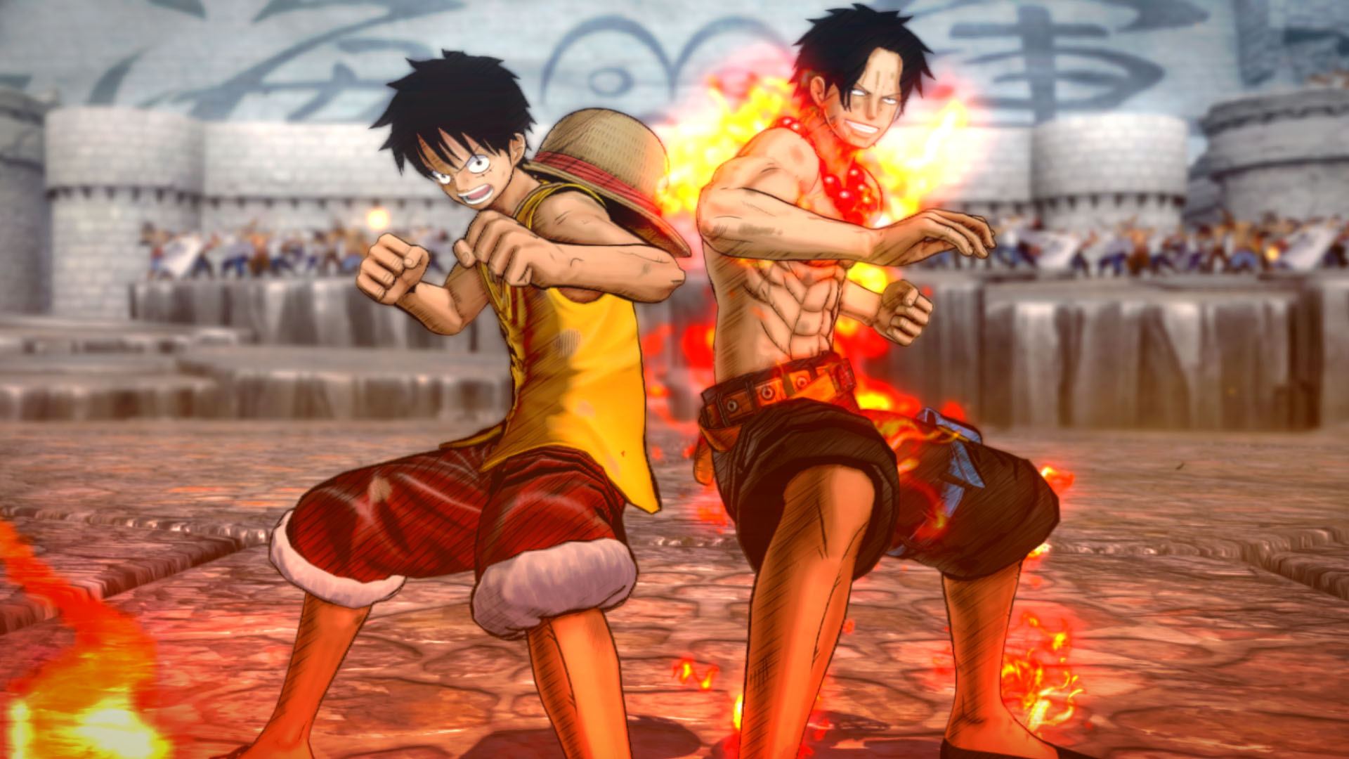 Review: One Piece: Burning Blood | The Next Anime Fighting Franchise ...