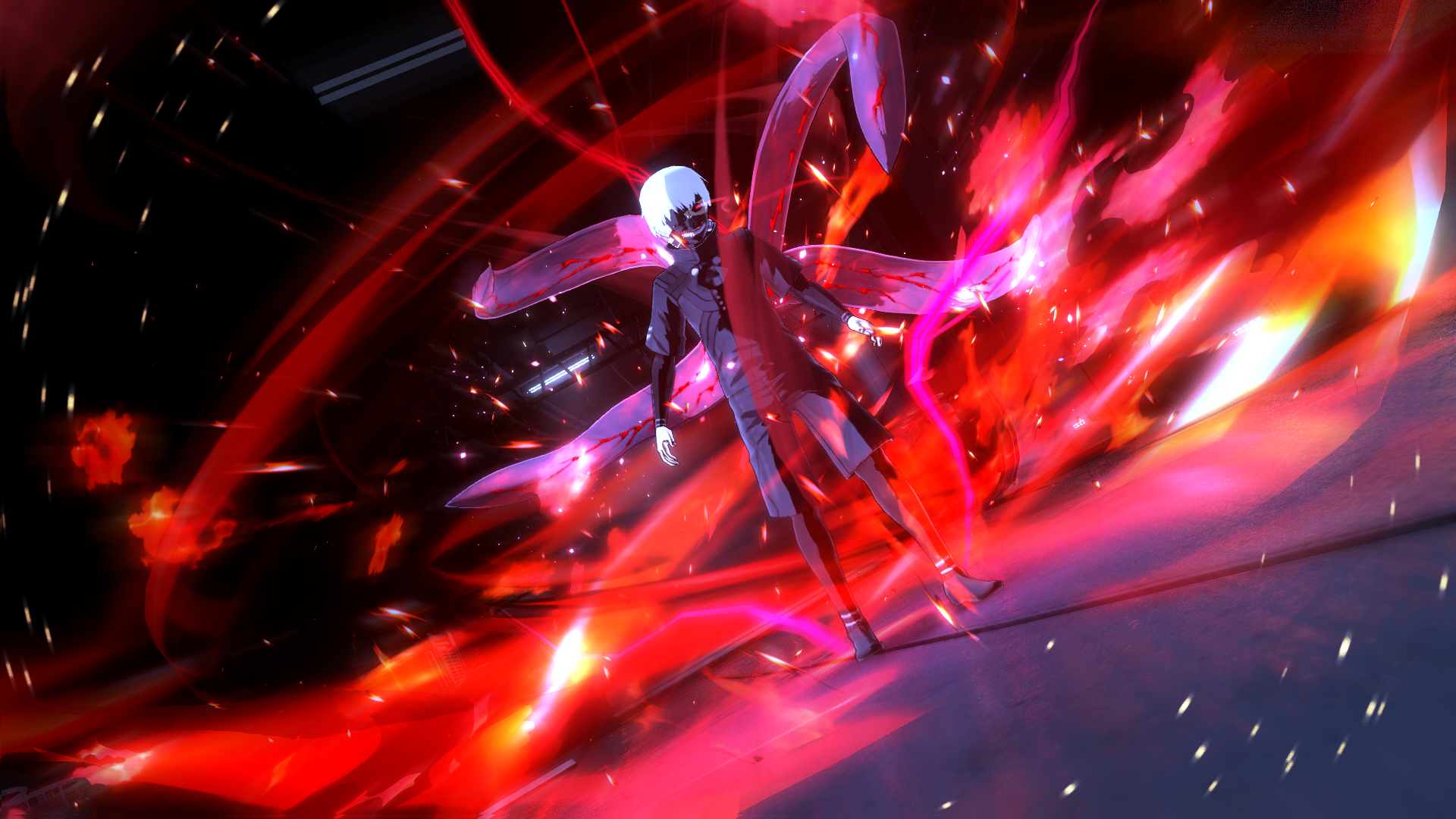 Tokyo Ghoul Re Call To Exist To Release In The West Shonengames